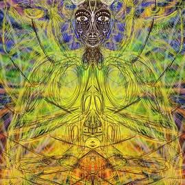 Michael African Visions - Divine Avatar