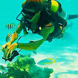 John Malone - Diving the Reef