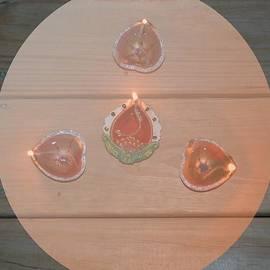 Sonali Gangane - Diwali wishes