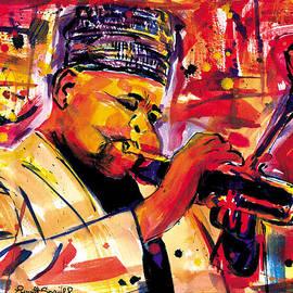 Everett Spruill - Dizzy Gillespie