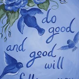 Leslie Manley - Do Good