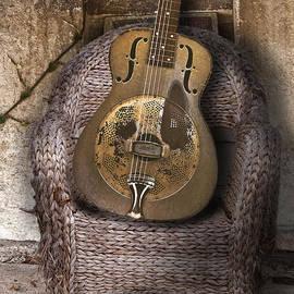 Larry Butterworth - Dobro Guitar