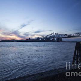 Amelia McCoy - Dock Sunset