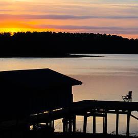 Parker Cunningham - Dock Sunset