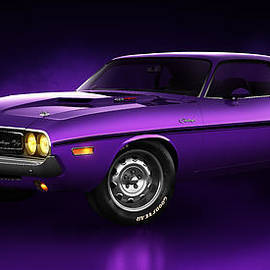 Marc Orphanos - Dodge Challenger Hemi - Shadow