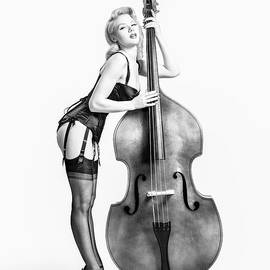 Gary Heller - Doghouse with Mosh - String Bass Baby