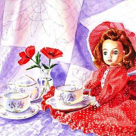 Irina Sztukowski - Doll At The Tea Party