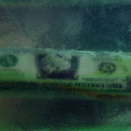 Colette V Hera  Guggenheim  - Dollar Note Life Destiny Fate Living in the Soap
