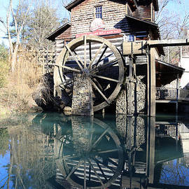 Dwight Cook - Dolly Wood water Mill