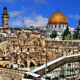 Michael Braham - Dome Of The Rock