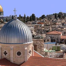 Uri Baruch - Domes