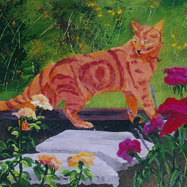 Gail Daley - Domestic Tiger