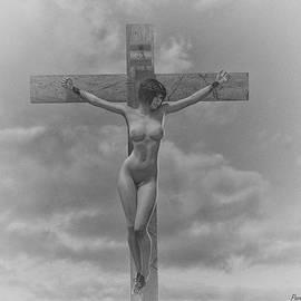 Ramon Martinez - Donna in croce