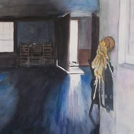 Yoshiko Mishina - Door - at Cobblestone Farm - Ann Arbor MI