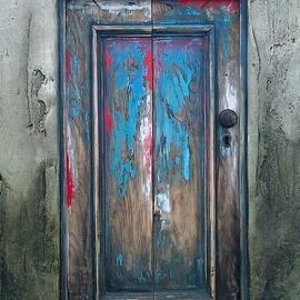 Mbhekiseni Banda - Blue door