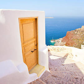 Aiolos Greek Collections - Door suddenly