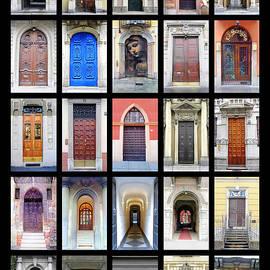 Nicholas Romano - Doors of Italy