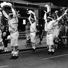 Guy Pettingell - Dorchester morris dancers