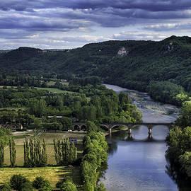 Christine Czernin-Morzin - Dordogne River
