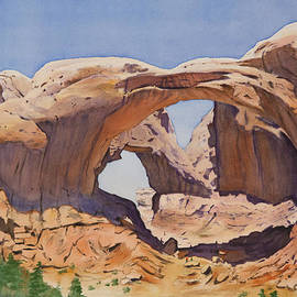 Christopher Reid - Double Arch