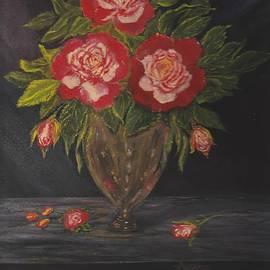 Regina Taormino - Double Delight Bouquet