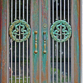 Cynthia Guinn - Double Doors