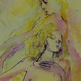 Harry WEISBURD - Double Nudes