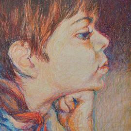 Nancy Mauerman - Double Pensive