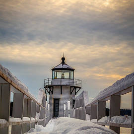 Scott Thorp - Doubling Point Lighthouse