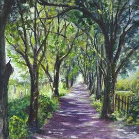 Carol Wisniewski - Down A Shady Lane