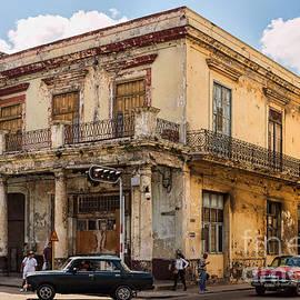 Les Palenik - Down On The Corner in Havana - V1