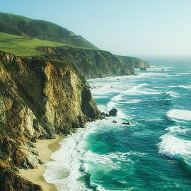Photography  By Sai - Down the Pacific Coast Highway...