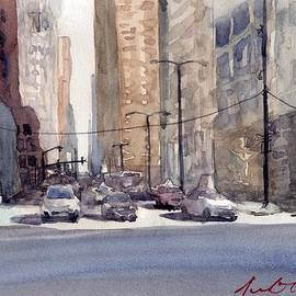 Max Good - Downtown Traffic