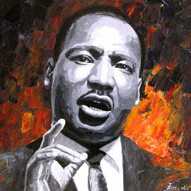 Enxu Zhou - Dr. Martin Luther King