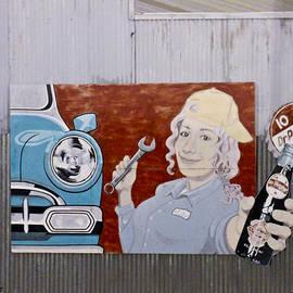 Allen Sheffield - Dr Pepper Sign from Amtrak