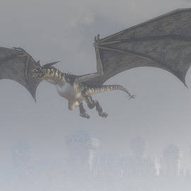 Ramon Martinez - Dragon in the fog