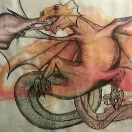 Karen Cassels - Dragon