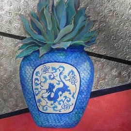 Sharon Nelson-Bianco - Dragon Pot
