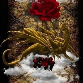 Ali Oppy - Dragon rose