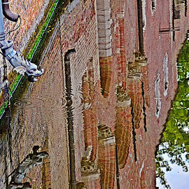 Andy Za - Dragon. The Quiet Waters Of The Canals Of Bruges.