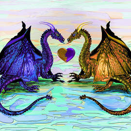 Michele  Avanti - Dragons Love