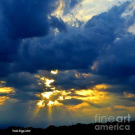Luther   Fine Art - Dramatic Clouds