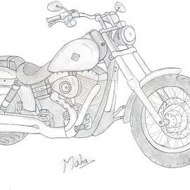 Mahalakshmi P - Dream Bike