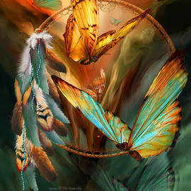Carol Cavalaris - Dream Catcher - Spirit Of The Butterfly