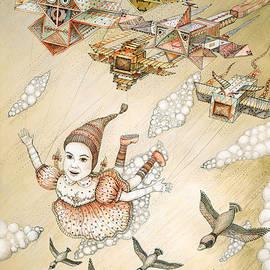 Ruta Dumalakaite - Dream of flying
