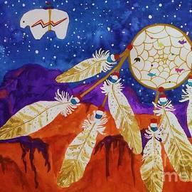 Ellen Levinson - Dreamcatcher Over The Mesas