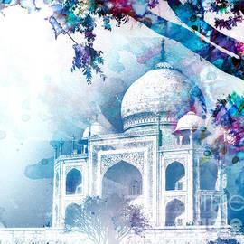 Prajakta P - Dreaming Taj Mahal
