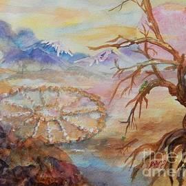 Ellen Levinson - Dreaming The Medicine Wheel