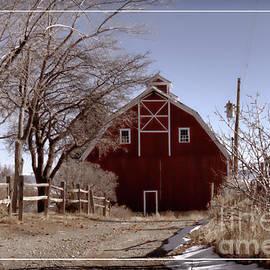 Janice Rae Pariza - Dreamy Winter Barn