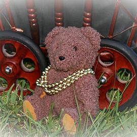 Mechala  Matthews - Dress Up Teddy Bear